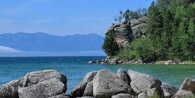 Заповедные берега озера Байкал