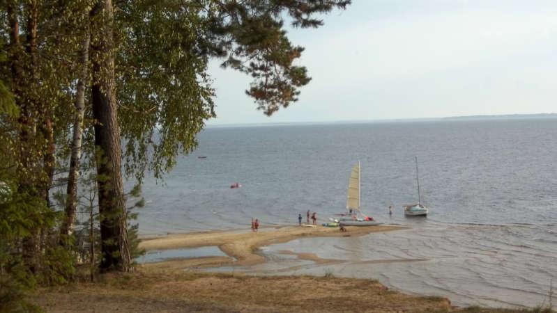 На Горьковском море